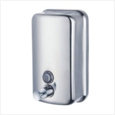 Stainless steel soap dispenser G31405