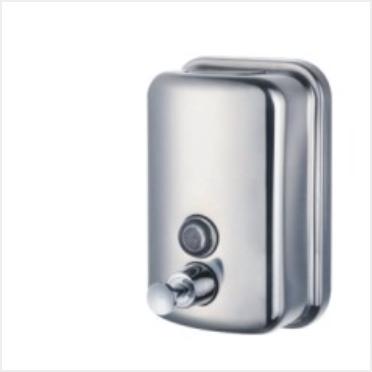 Stainless steel soap dispenser G31404