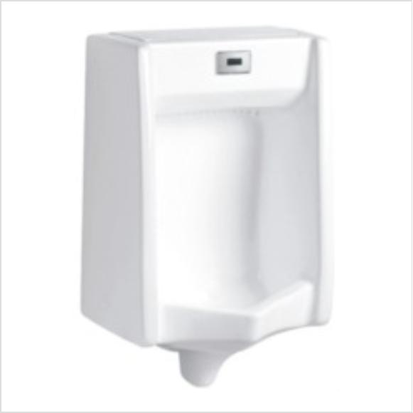 Integrated ceramic sensor urinal G12105