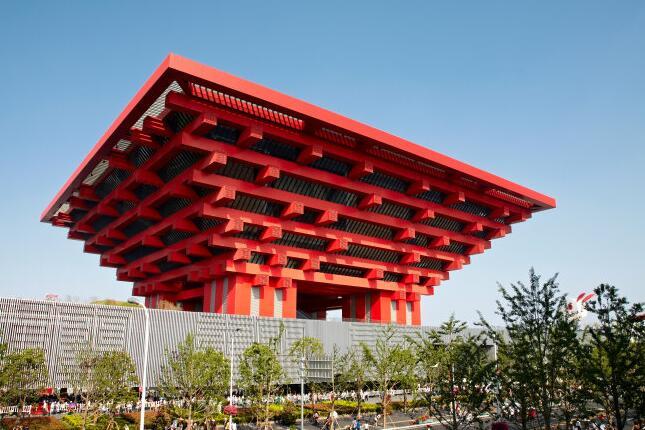 World Expo Shanghai China Pavilion