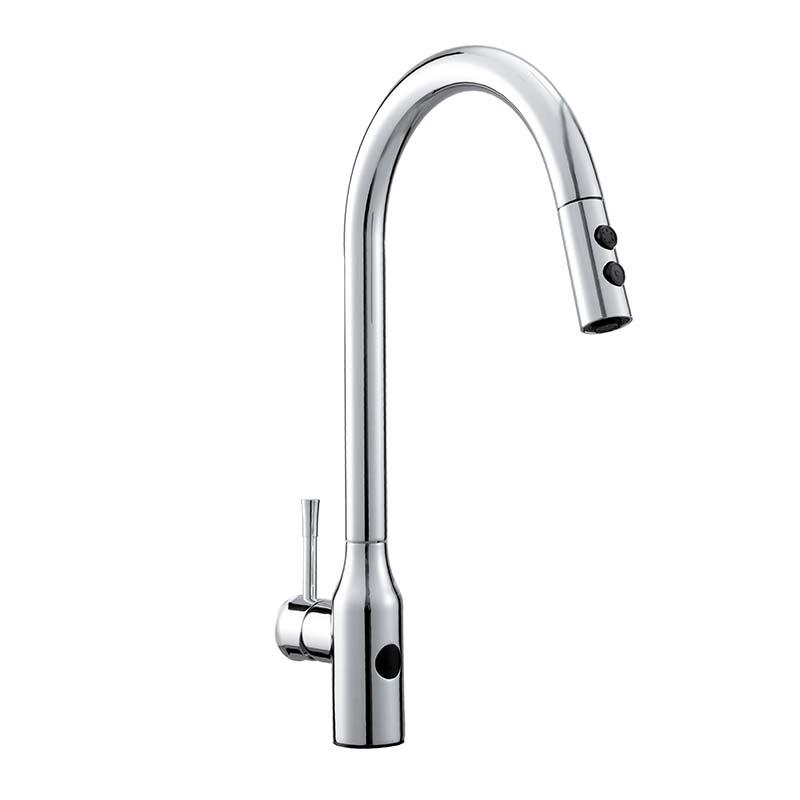 Automatic sensor kitchen faucet GBL-9162AD